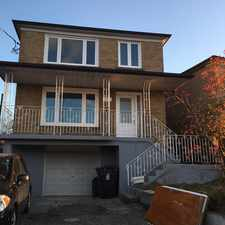 Rental info for 1 Donald Avenue #Upstairs in the Caledonia-Fairbanks area