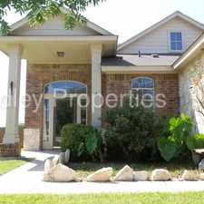 Rental info for 405 Weeping Willow- BISD/POOL
