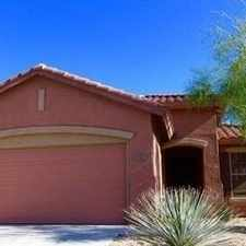 Rental info for House For Rent In Anthem.
