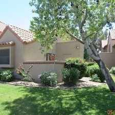 Rental info for Stop! Must See 3 Bedroom Townhouse In Chandler. in the Chandler area