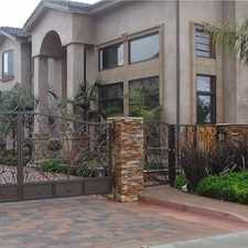 Rental info for Luxurious Tuscan Masterpiece. Parking Available! in the Costa Mesa area