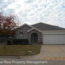 Rental info for 7105 Park Creek Dr. in the Summerfields area