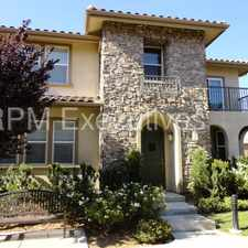 Rental info for Beautiful 3 + 2.5 Townhome Valencia