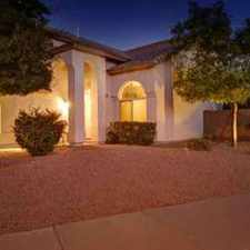 Rental info for 9419 E PINE VALLEY Road Scottsdale Three BR, Great home on corner in the Scottsdale area