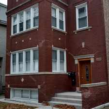 Rental info for 2438 North Menard Avenue in the Belmont Central area