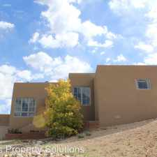 Rental info for 37 Loma Chata Rd