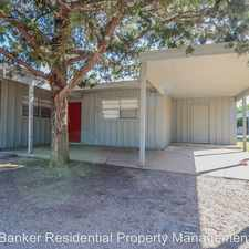 Rental info for 1710 Elkhart Ave - C in the Lubbock area