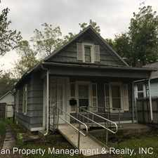 Rental info for 4019 Bowser Ave. in the Pettit-Rudisill area