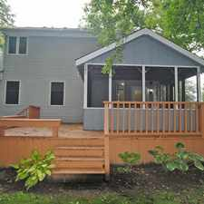 Rental info for Enjoy A Luxurious Lifestyle In An Inviting Home... in the Grayslake area