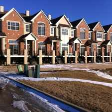Rental info for 1ST MONTH FREE- 3 Bedroom Luxurious End Townhom... in the Mundelein area
