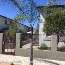 Rental info for 4114 32nd Street in the 92104 area
