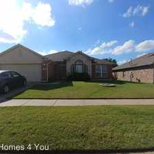 Rental info for 16029 Okalee Ln in the Oklahoma City area