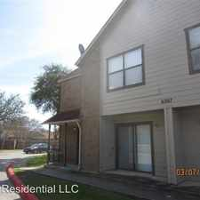 Rental info for 6307 CAMBRIDGE DR 3 in the East Terrell Hills area