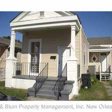 Rental info for 2607 Soniat St. 2607 Soniat St. in the New Orleans area