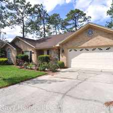Rental info for 10308 Marble Egret Drive in the Mandarin Station-Losco area