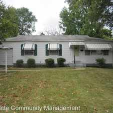 Rental info for 9855 Calumet in the Riverview area