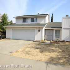 Rental info for 8119 Point Loma Way in the Florin area