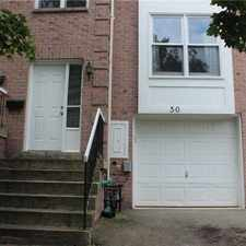Rental info for 56 Joanna Crescent in the Markham area