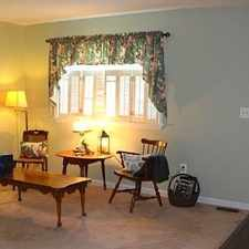 Rental info for Updated Three Level Cozy Townhouse With.
