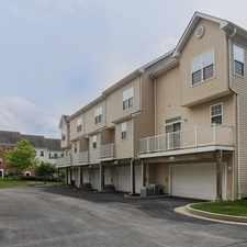 Rental info for End Unit Town House Available For Rent In High.