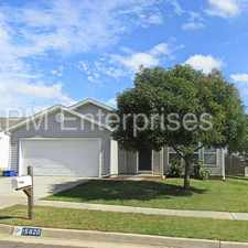 Rental info for Beautiful Home Located Near Tinker! in the Oklahoma City area