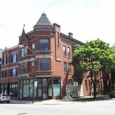 Rental info for 1549 North Bell Avenue #3R in the Wicker Park area