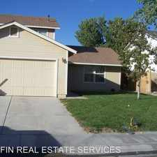 Rental info for 232 Poppy Hills Dr. in the Fernley area