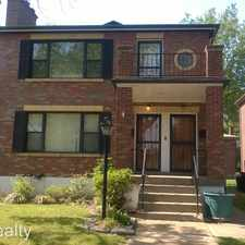 Rental info for 7002 Dartmouth Ave. in the 63130 area