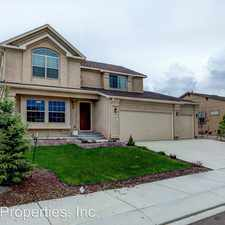 Rental info for 2442 Fieldbrook Ct in the Flying Horse Ranch area