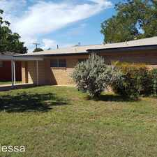 Rental info for 3304 W Kansas Avenue in the 79701 area