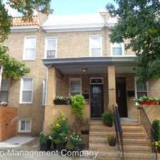 Rental info for 625 Grundy St. in the Hudson - Highlandtown area