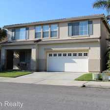 Rental info for 5874 Ventana Dr. in the 92336 area