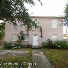 Rental info for 803 E Baker St in the Tampa Heights area