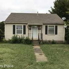 Rental info for 5703 East 4th PL in the Tulsa area