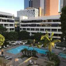 Rental info for $3250 1 bedroom Townhouse in Metro Los Angeles Downtown in the Los Angeles area