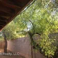 Rental info for 820-824 N Richey in the Miramonte area