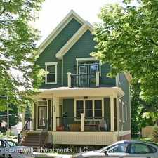 Rental info for 206-08 S. Charter St. in the Greenbush area