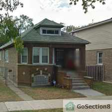 Rental info for *** BEAUTIFUL 3 BEDROOM HOUSE - READY NOW FOR RENT @ 102ND & CALHOUN *** in the South Deering area