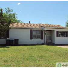 Rental info for Cute 3 bed 1 bath home with large back yard in the Oklahoma City area