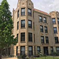 Rental info for 1106 West Balmoral Avenue #3 in the Chicago area