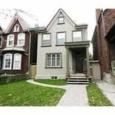 Rental info for 21 D'Arcy Street in the Bay Street Corridor area