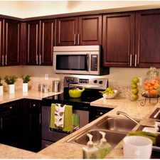 Rental info for Sunset Gardens Apartments