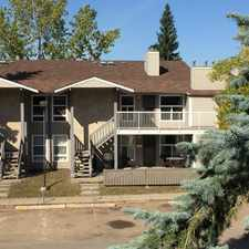 Rental info for 1919 147 Avenue Northwest in the Fraser area