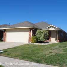 Rental info for 3616 Ellis Ave in the Moore area