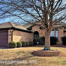 Rental info for 2900 Sandstone Dr. in the Norman area