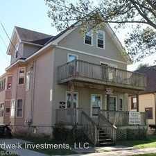Rental info for 1211 Mound Street in the Greenbush area