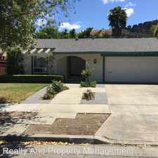 Rental info for 6371 Mountford Drive in the San Jose area
