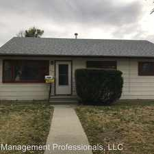 Rental info for 1840 Wyoming in the 59102 area