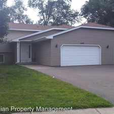 Rental info for 11460-11470 Foley Blvd NW - 11460 in the Coon Rapids area