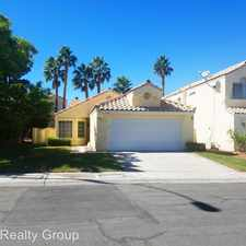 Rental info for 2445 Sage Pointe Circle in the Desert Shores area